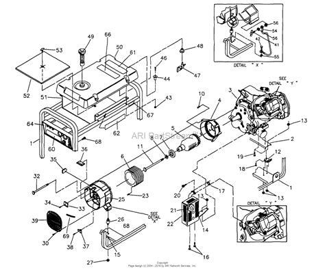 generator home wiring diagram schemes imageresizertool