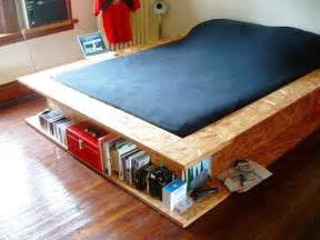Space Bed your small bedroom design and help maximize space underneath your bed