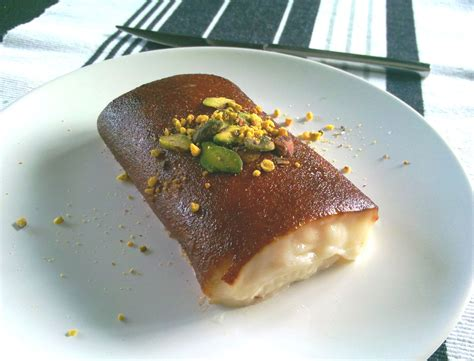 ottoman desserts turkish kazandibi dessert recipe