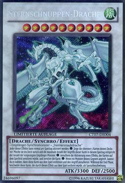 sternschnuppen drache deck yu gi oh einzelkarten promo karten collector s tin serie