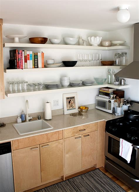 Kitchen Shelf by Diy Wraparound Kitchen Shelving Almost Makes