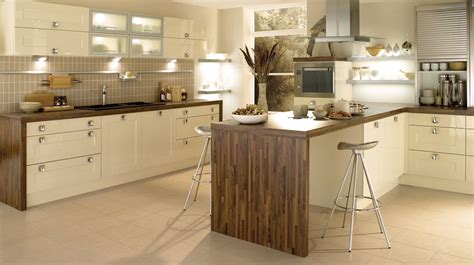 Curved Kitchen Cabinets gloss stone shaker kitchen light colour kitchens by
