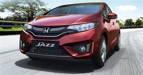 All New Honda Jazz 2018 by All New Honda Jazz Facelift Announced In Japan