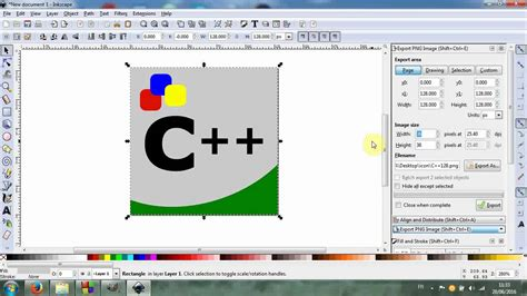gimp tutorial icon c gui create icon with inkscape and gimp then change