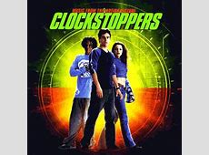 Clockstoppers Soundtrack (2002) In Time Movie Clock