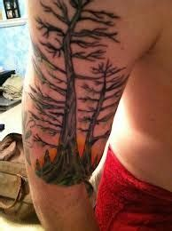 cypress tree tattoo 24 best images about tats on skull