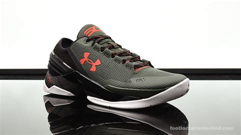 Ua Curry2 Low armour curry 2 low hook foot locker