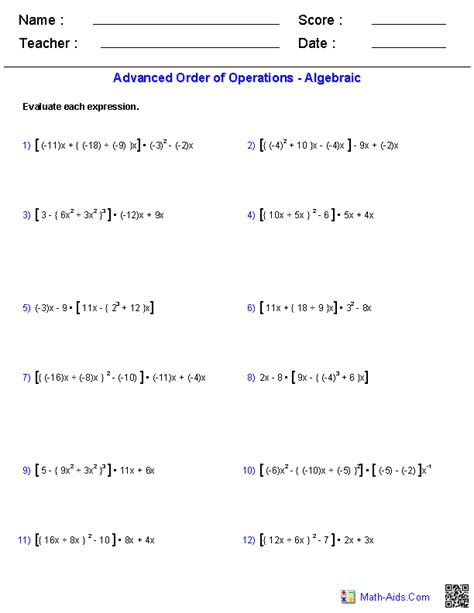 order of operations with exponents and parentheses worksheets math problems with parentheses worksheets plex pemdas worksheets with fractions virbvacohear30