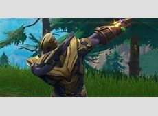 """Fortnite: Players Rally """"Justice for Thanos"""" Xbox Live Account Email"""