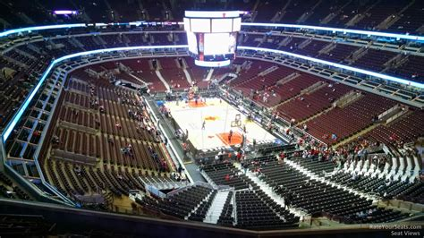 united center section 311 united center section 311 chicago bulls rateyourseats com