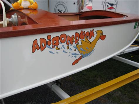 names for sides of a boat put your boat name on the side classic boats woody boater