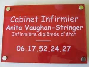 Cabinet Infirmier Quimper by Plaques Professionnelles Plexiglas De Rue Plaque