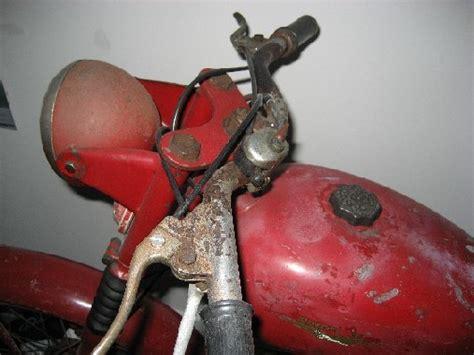 Ducati 60 Motorrad Moped by Cucciolo