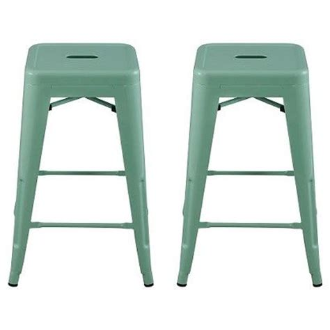 mint green counter stools green mint green and other on