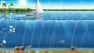 wallpaper bergerak windows 10 desktop wallpaper bergerak animasi layaknya screen saver