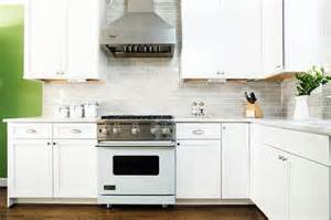 light blue kitchen backsplash white and gray kitchen with light blue viking stove