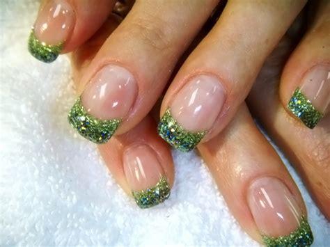 Nogti Dizain by нарощенный френч фото новый дизайн ногтей