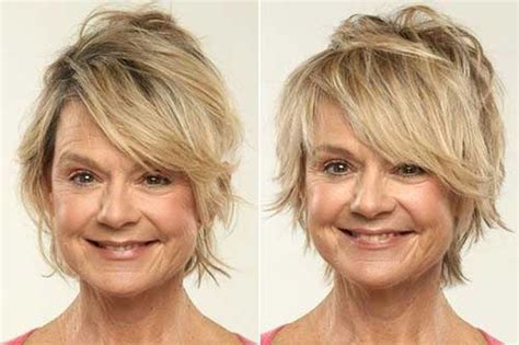 before and after pictures of hairstyles with fine thin hair best short haircuts for straight fine hair short