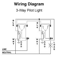 how to wire single pole light switch with pilot light terry plumbing remodel diy