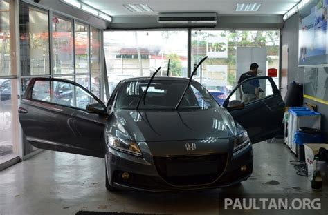 film gear malaysia honda malaysia now offers 3m ecotint window film at