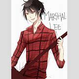 Adventure Time Marshall Lee Anime   800 x 1135 png 627kB