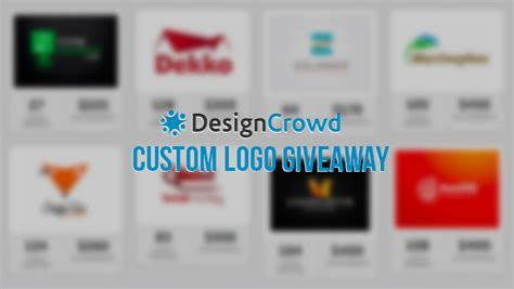 designcrowd cost giveaway custom design logo from designcrowd page 2