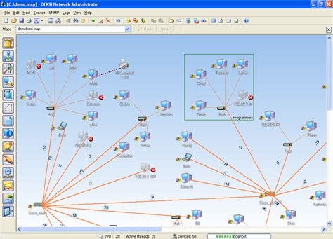network tools network monitoring