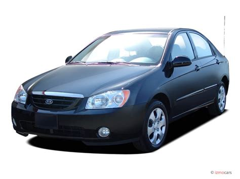 2004 Kia Review 2004 Kia Spectra Review Ratings Specs Prices And