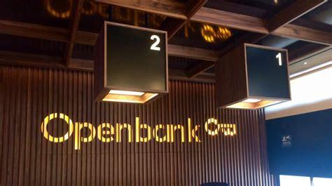banco santander openbank bot 237 n relanza openbank los dep 243 sitos crecen un 65 y el