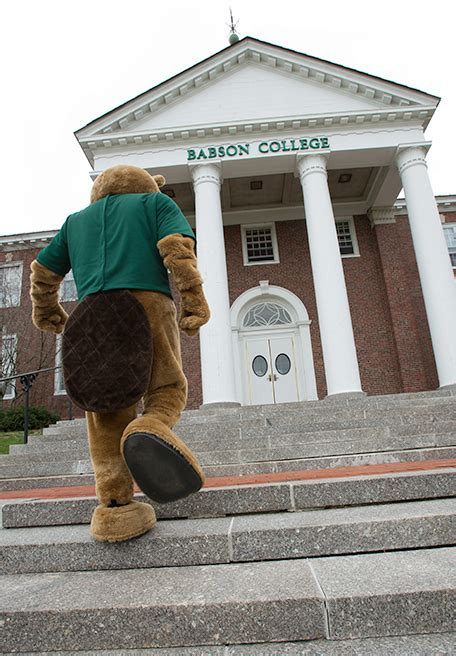 Babson Mba Student Population by Student At Babson Babson College