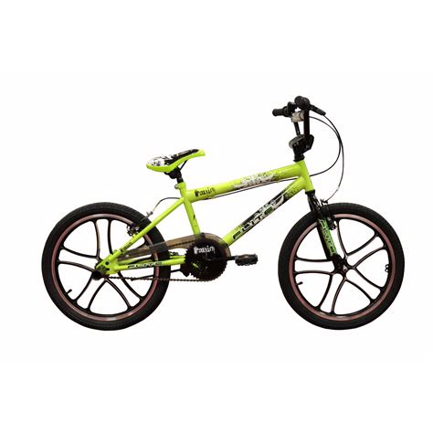 Magnetic Bike Tl 8209 Murah flite panic mag boys bmx bike in green next day delivery flite panic mag boys bmx bike in