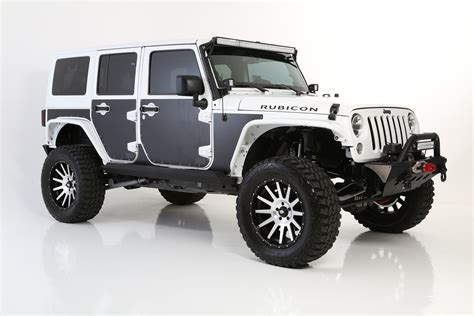 Jeep Armor Smittybilt Mag Armor Magnetic Side Protection For 07 17