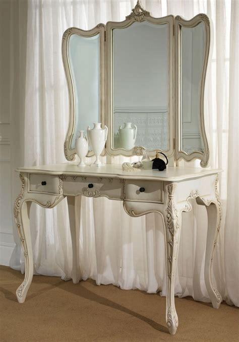 Antique Makeup Vanity Table by Antique Vanity Dressing Table With Classic Element