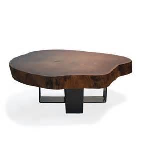 Tree Trunk Table Base Mesa De Centro Tronco Modelo Cruz