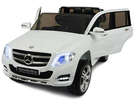 working for mercedes uk 12v white mercedes amg ml63 ride on jeep with