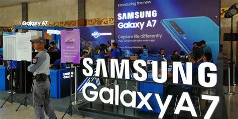 Harga Samsung S9 Erafone tukar tambah smartphone samsung hadir di indocomtech 2018