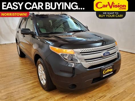 pre owned  ford explorer base awd