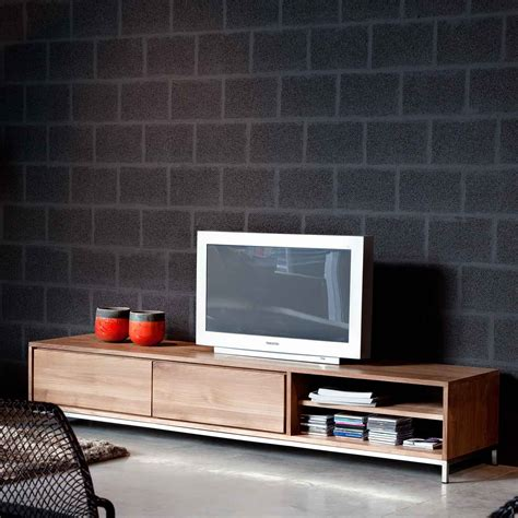 Beautiful Living Room Desks #9: Essential-teak-tv-unit.jpg