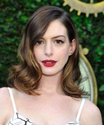 ombre hair over 40 28 anne hathaway hair color blonde brunette colors