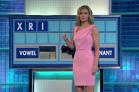carol vorderman wardrobe malfunctions countdown s rachel riley suffers wardrobe malfunction