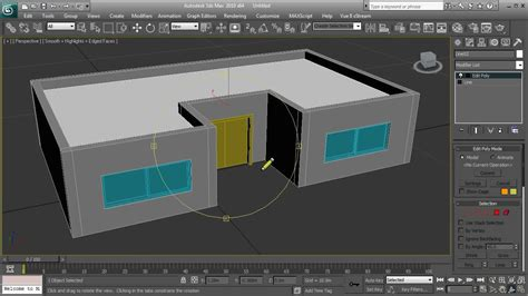 3d max home design tutorial 3ds max simple house tutorial hd youtube