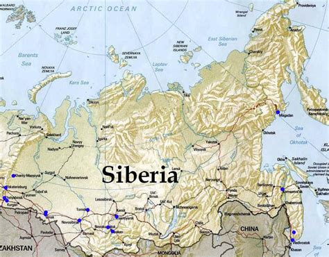 russia maps siberia maps russian correspondent october 2011