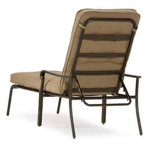 sears chaise lounge bella luna cushioned chaise lounge live stylishly with sears
