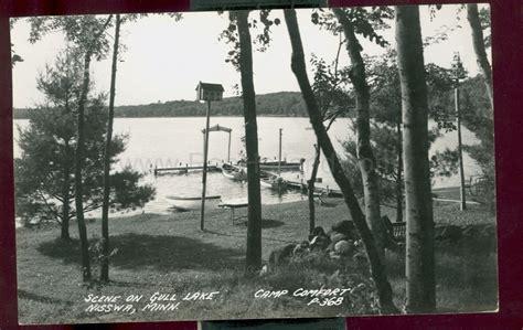 comfort lake mn nisswa mn gull lake c comfort 8 ca 1940s ren
