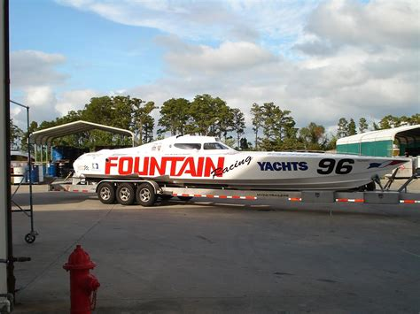 wyatt fountain boats drove the cat killer today offshoreonly