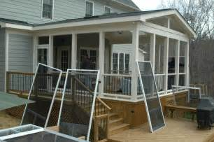 Screen Porch Designs For Houses by Jeffpo S House Page