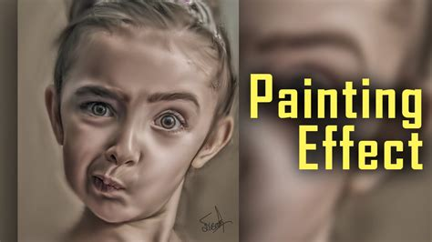 smudge painting effect tutorial photoshop rafy a mutualgrid realistic smudge painting effect in photoshop