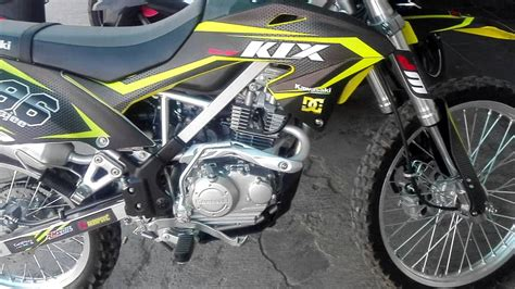 Kawasaki Klx Bf kumpulan modifikasi motor trail klx bf terbaru dan