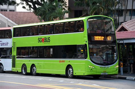 smrt buses volvo btl wright eclipse gemini ii flickr