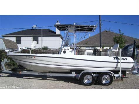 used triton boats in texas triton 22 sv in texas power boats used 48974 inautia
